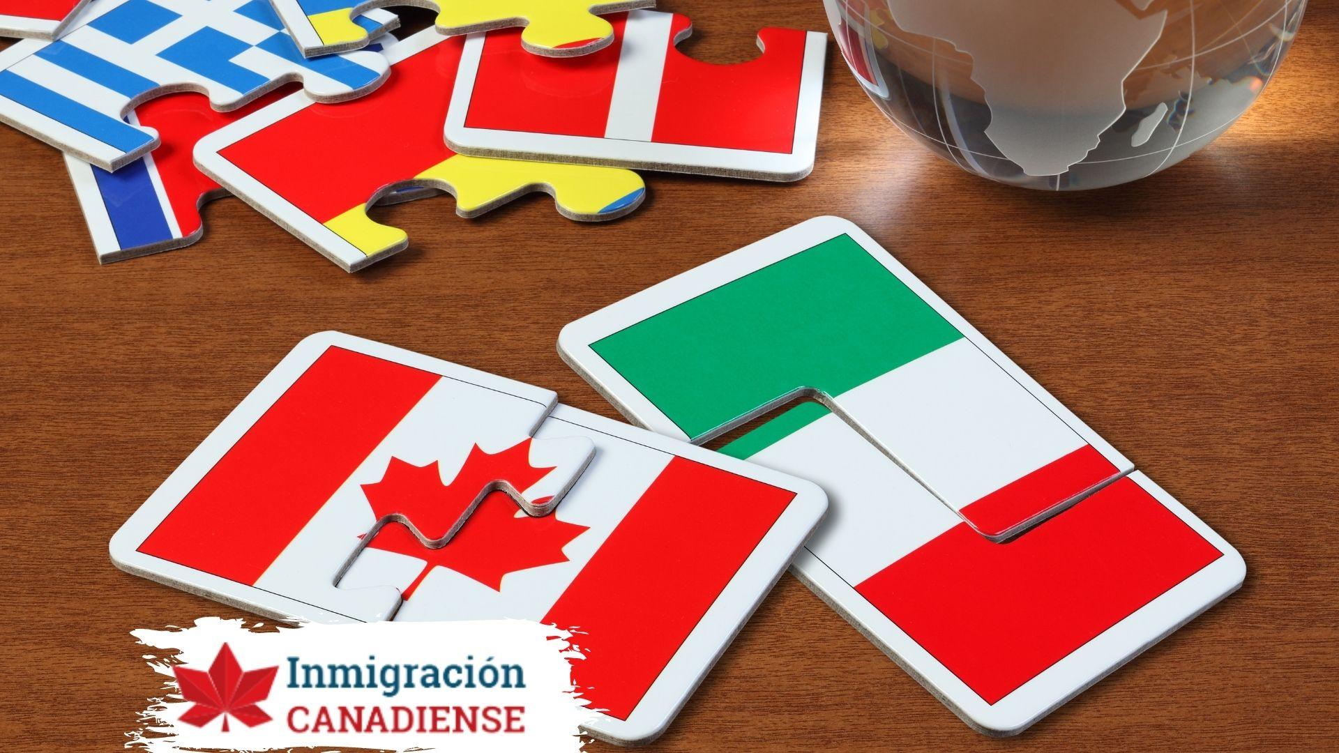 IC (Inmigración Canadiense)