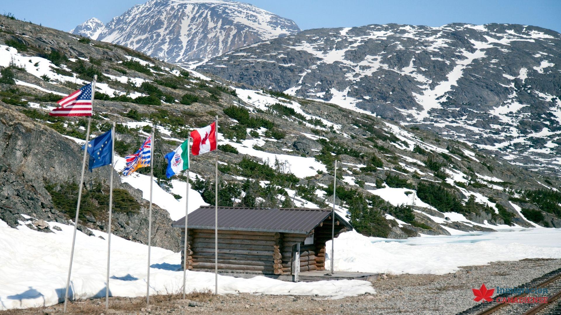 Inmigracion Canadiense - Fronteras